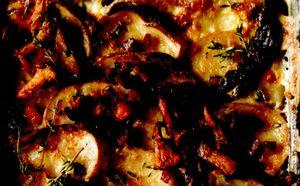 Cartofi_gratinati_cu_pancetta_si_ciuperci