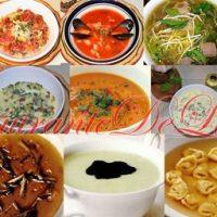 Supa cu legume si carnati