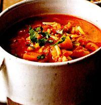Supa de dovleac cu lapte si orez