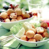 Chiftelute de peste (salau)