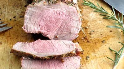 Muschiulet de porc la gratar