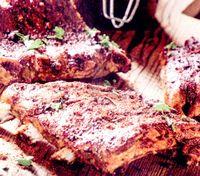 Sira de porc cu legume