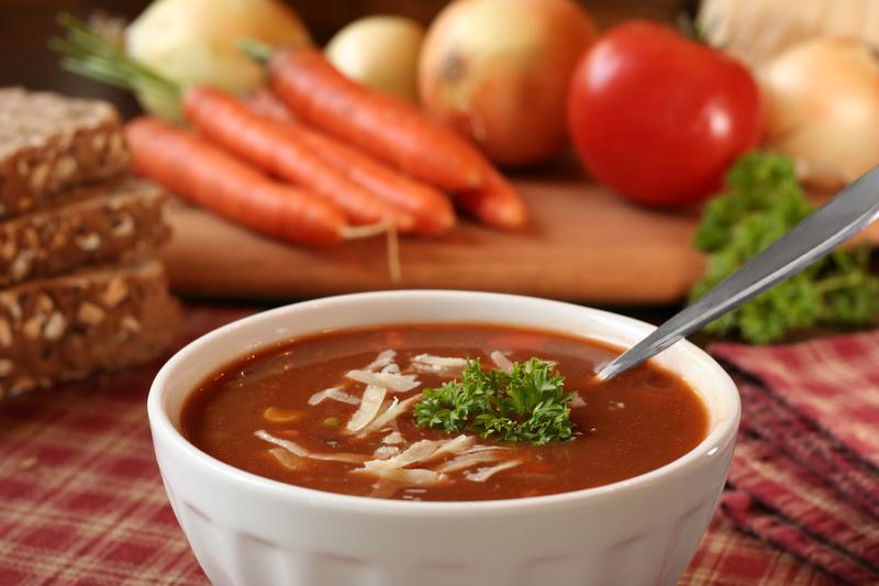 Reţete de supe