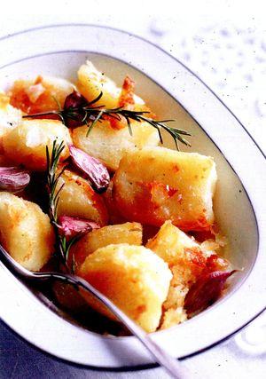 Reteta cartofi cu rozmarin