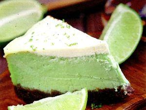 Cheesecake_cu_lamaie_verde