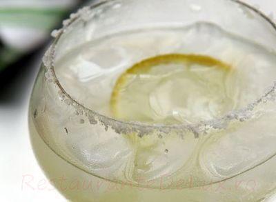 Cocktail Margarita on the rocks