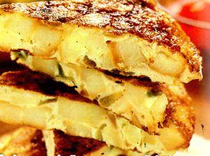 Omleta_spaniola_cu_cartof
