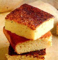 Prajitura cu miere si esenta de vanilie