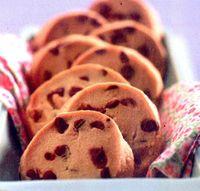 Biscuiţi cu ciocolată