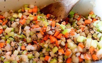 Mancare de toamna cu legume
