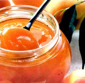 Dulceata dulce de caise