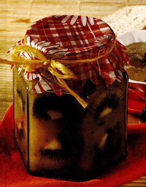 Prajitura cu gem de corcoduse