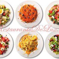 Salata cu fructe si legume