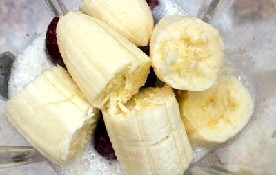 Banane cu jambon