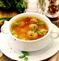 Perisoare din chifle pentru supa