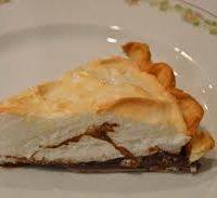 How_to_make_Milk_chocolate_meringue_pie