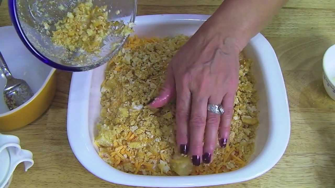 How_to_make_Pineapple_casserole