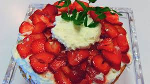 How_to_make_Strawberry_cake