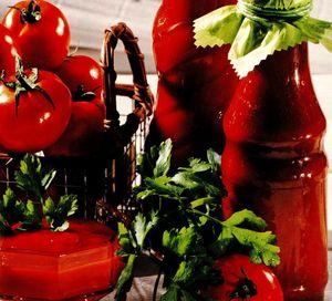Ketchup cu usturoi si chimen