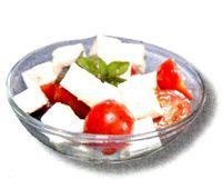 Salata_de_rosii_cherry_cu_telemea_de_capra_si_busuioc