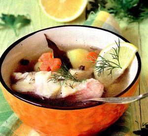 Ciorba de peste (cod)