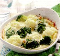 Conopida_gratinata_cu_bacon_si_broccoli