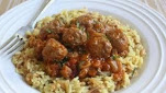 How_to_make_Lamb_meatballs_with_spicy_eggplant_tomato_sauce