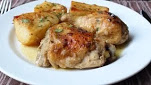 How_to_make_Lemon_chicken_and_potatoes