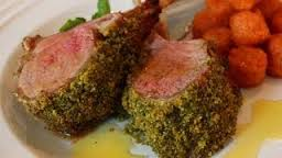 How_to_make_Mint_crusted_rack_of_lamb