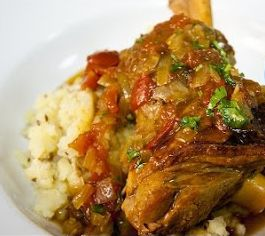 How_to_make_Saffron_lamb_shank