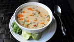 How_to_make_Spicy_coconut_chicken_soup