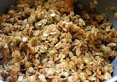 Painisoare de granola