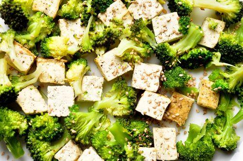 Salata de fasole cu branza