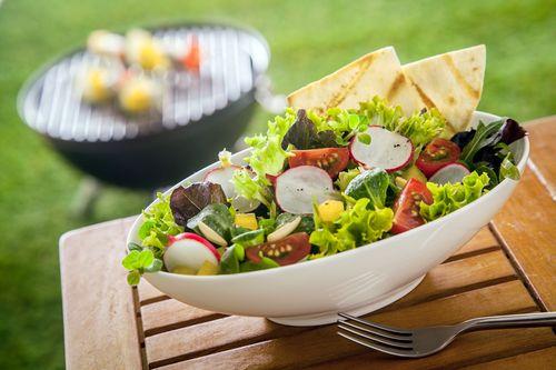 Salată de dovlecei cu maioneză