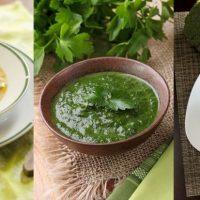 Supă de gaină cu zdrenţe de ouă