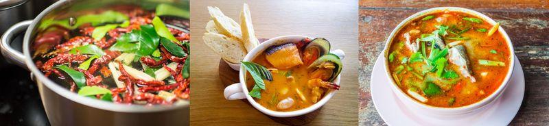 Supa de peste alb cu orez