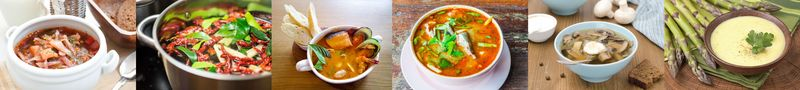 Supă de legume şi ghimbir