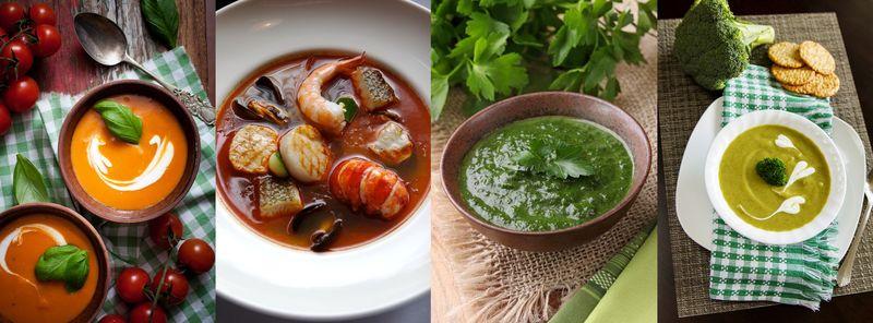 Supă de crustacee