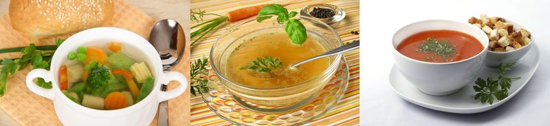 Supă de găină cu tăieţei de casă