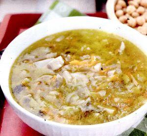 Supa de varza cu chimen
