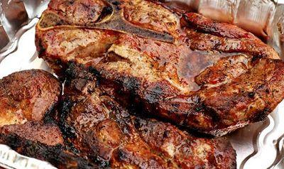 Friptura de porc cu cascaval
