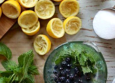 Limonada cu afine