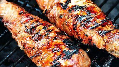Muschi de porc la gratar