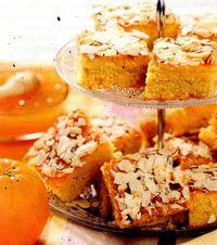 Prajitura cu miere si fructe