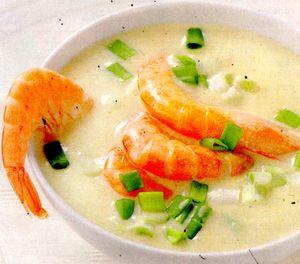 Supa picanta de crevete