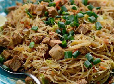Taitei in stil stir-fry