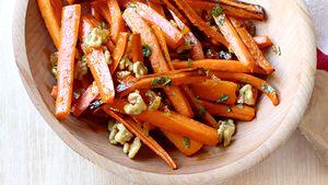 Sote de morcovi cu lamaie