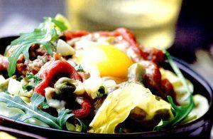 Salata_cu_ramstec_cartofi_si_sos_tartar