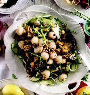 Salata_de_pui_cu_litchi_si_sos_de_curry