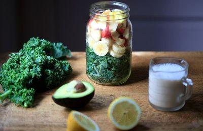 Smoothie de fructe si legume